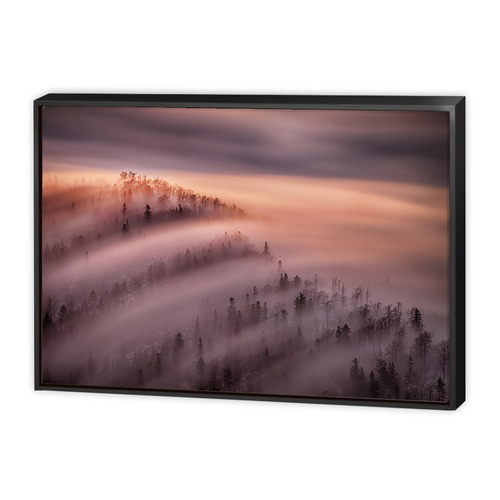 Art Illusions High Tide Canvas Wall Art