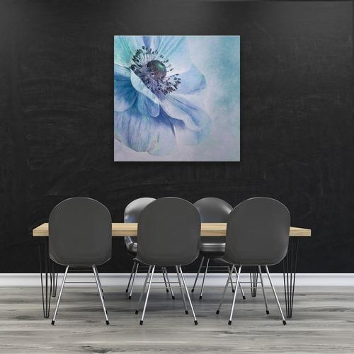 Art Illusions Shades of Blue Canvas Wall Art