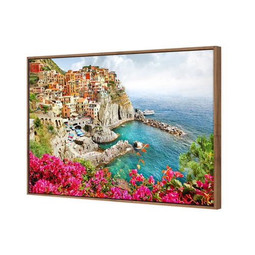 Cinque Terre Italy Canvas Wall Art