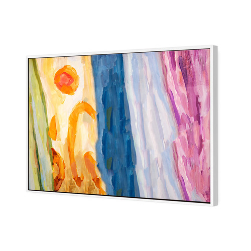 Art Illusions Layer Upon Layer Canvas Wall Art