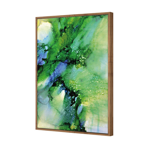 Art Illusions Forest Haze Canvas Wall Art by Jacqui G