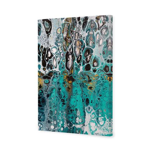 Art Illusions Jade Dream Canvas Wall Art