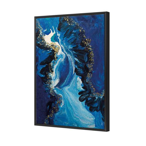 Art Illusions Pearl Drop Canvas Wall Art