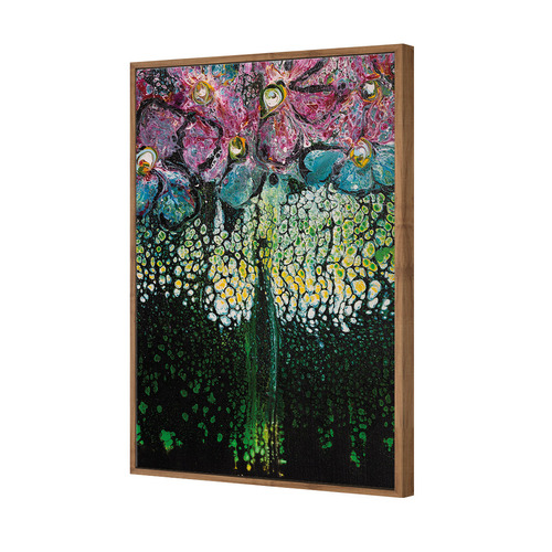 Art Illusions Secret Garden Canvas Wall Art