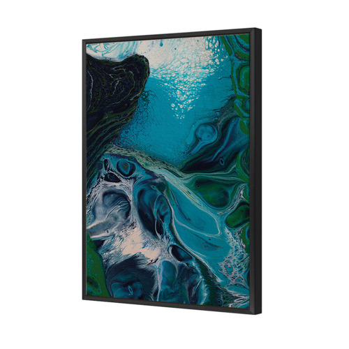 Art Illusions Time To Surface Canvas Wall Art