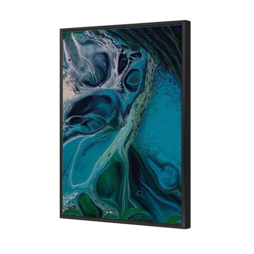 Art Illusions Time To Surface Splice Canvas Wall Art