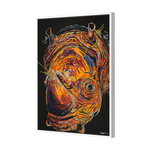Art Illusions Energy Within Canvas Wall Art