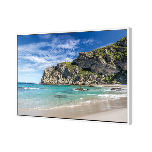 Art Illusions South Coast Denmark I Canvas Wall Art