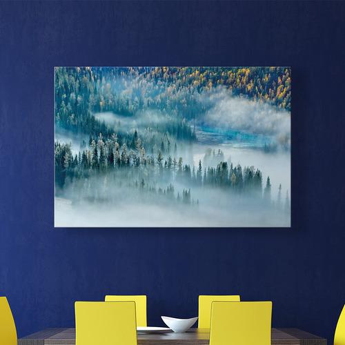Art Illusions Magic Bay Canvas Wall Art