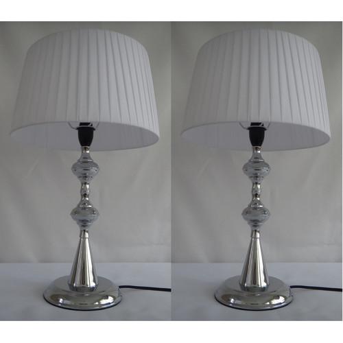 Kloe Lighting Heather Tapered Drum Table Lamp