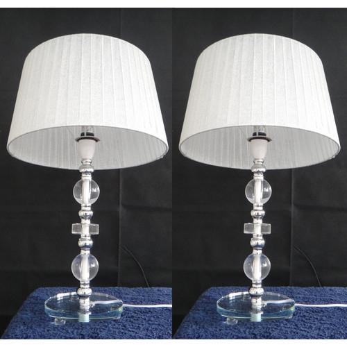 Daphne Ribbon Shade Table Lamp