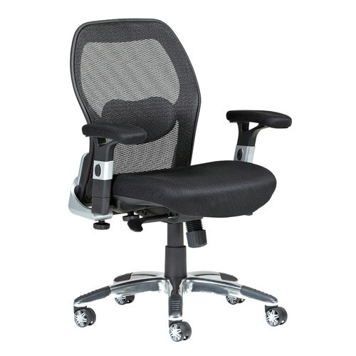 Office Chairs Ergonomic Reception Leather Temple Webster