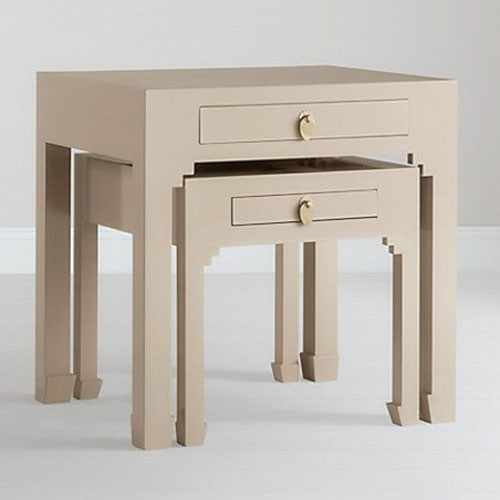 Milan Direct Ashley Nesting Tables (Set of 2)