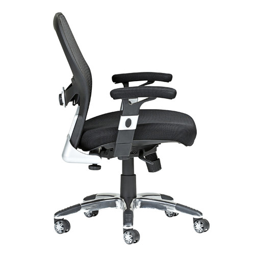 Milan Direct Deluxe Low Back Mesh Ergonomic Office Chair