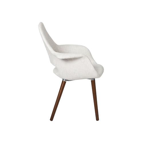 Eames saarinen replica organic chair temple webster - Saarinen chair replica ...