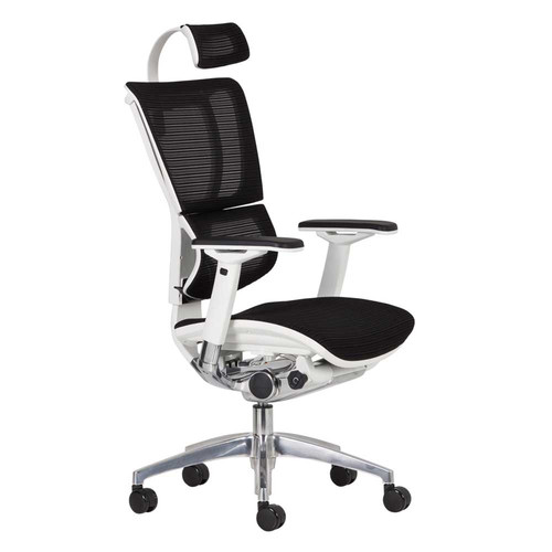 high leather chair nova executive back office brown bikey products collection