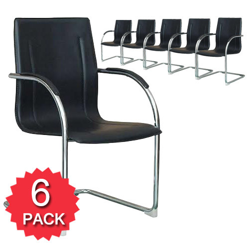 Milan Direct Office Cantilever Visitor Chair