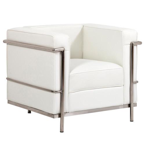 Milan Direct Le Corbusier Replica LC2 Armchair & Reviews | Temple ...