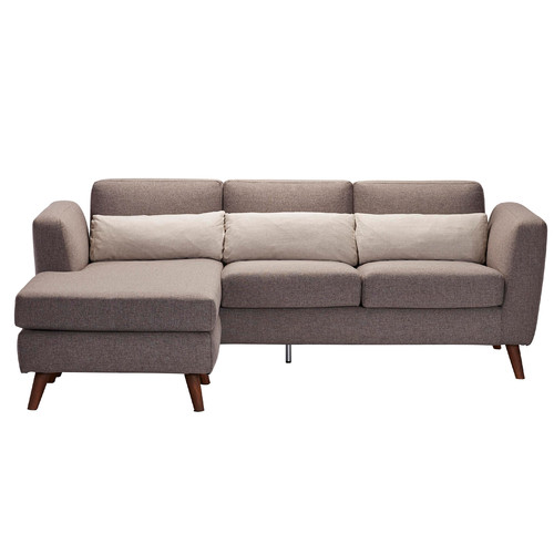 Milan Direct New York 3 Seater Sofa and Chaise