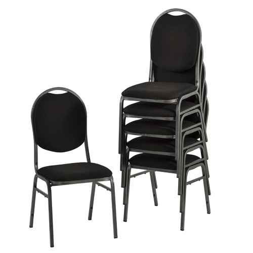 Milan Direct Premium Stackable Office Visitor Conference Chairs