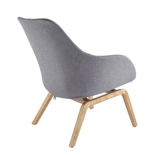 Milan Direct Grey Finley Armchair