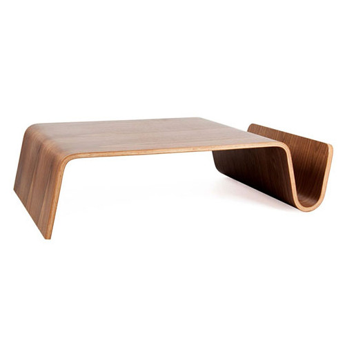 Walnut Eric Pfeiffer Replica Offi Scando Coffee Table Temple Webster