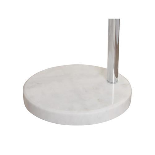milan direct achille castiglioni replica arco floor lamp with marble base