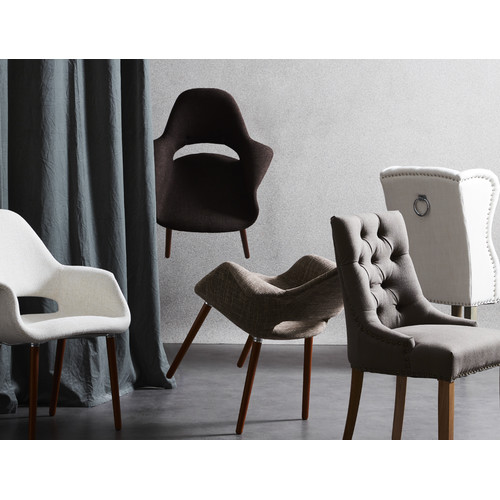 Milan Direct Eames Replica Saarinen Organic Chair
