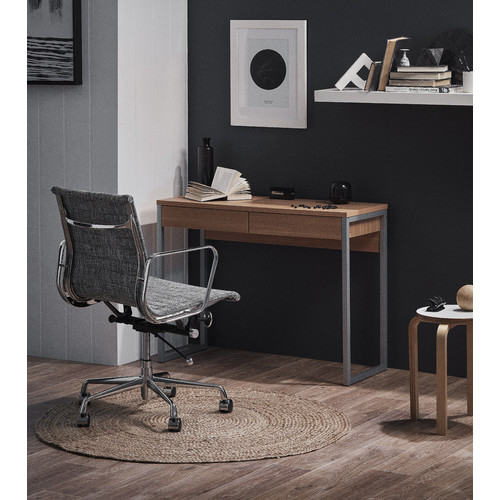 milan direct replica eames executive office. milan direct eames replica fabric management office chair executive m