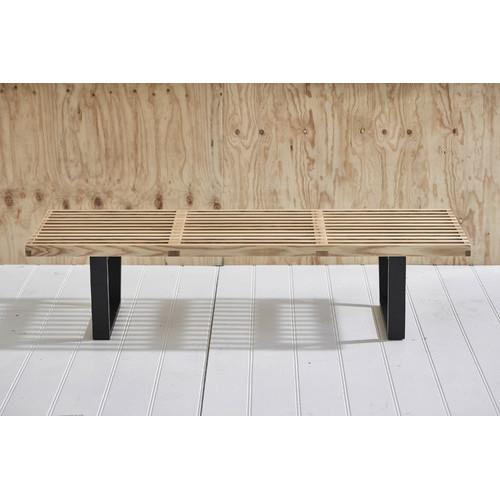 Milan Direct George Nelson Replica 152cm Platform Bench