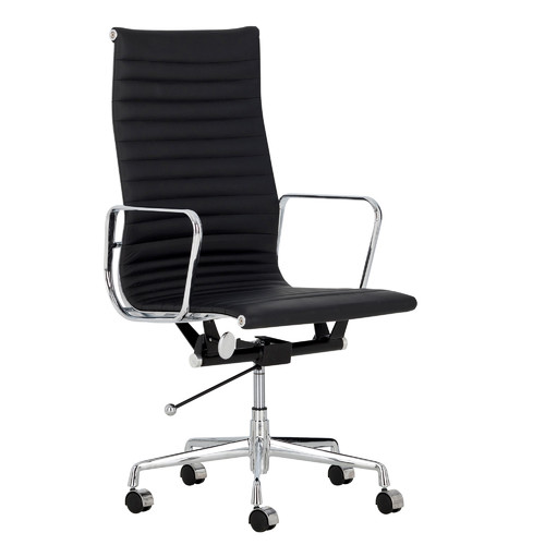 milan direct replica eames executive office. milan direct eames replica high back management office chair executive h