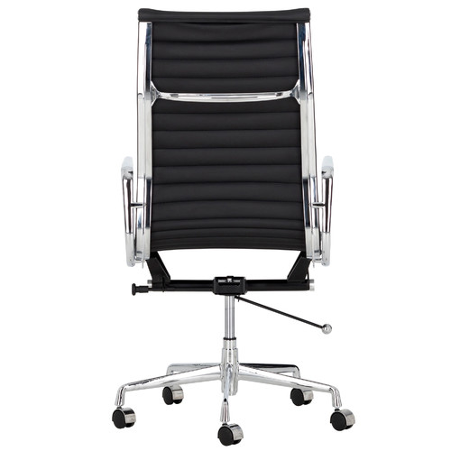 milan direct replica eames executive office. milan direct eames replica high back management office chair executive o