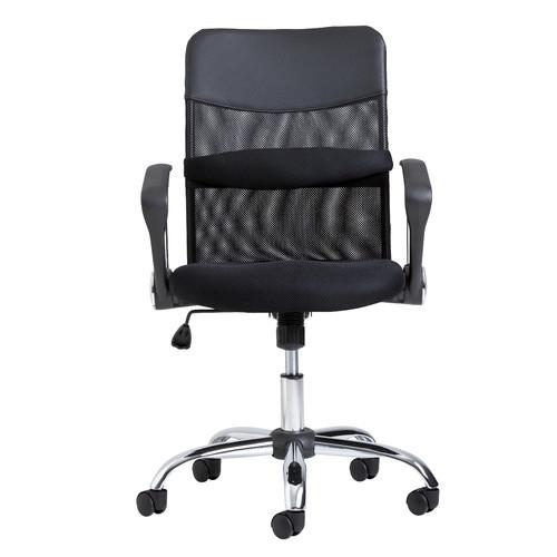Milan Direct Medium Back Mesh Ergonomic Office Chair
