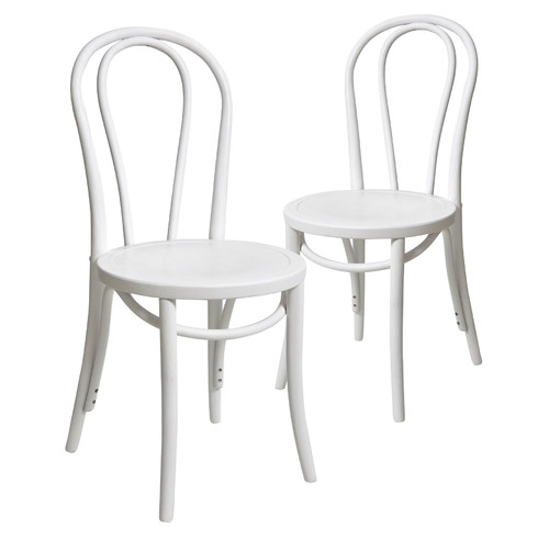 Milan Direct Thonet Replica No 18 Bentwood Dining Chairs