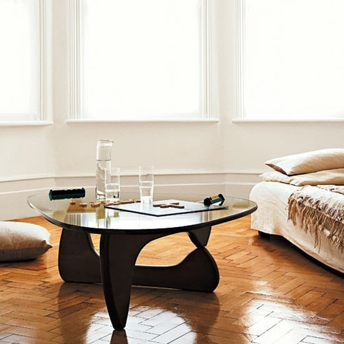 Milan direct noguchi classic replica coffee table reviews temple webster Noguchi replica coffee table