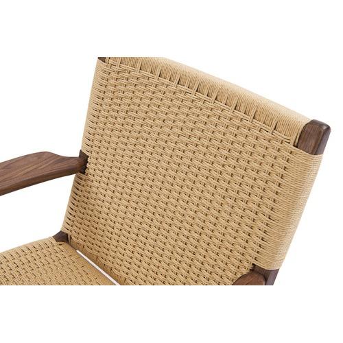 Milan Direct Hans Wegner Replica CH25 Easy Chair