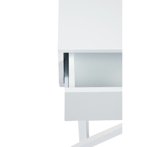 Milan Direct Twin Lakes Bedside Table