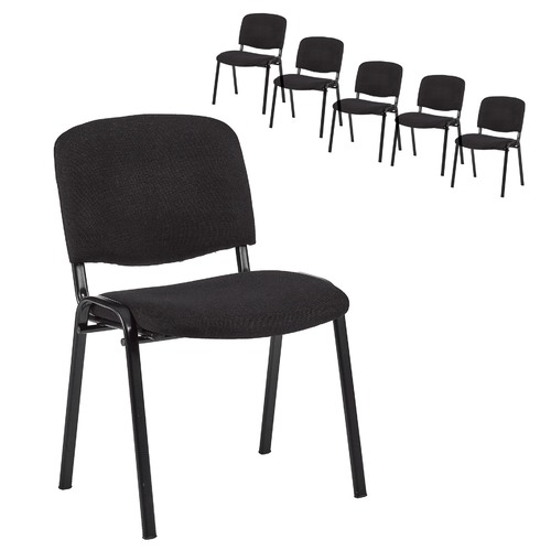 Milan Direct Stackable Office Visitor Conference Chairs