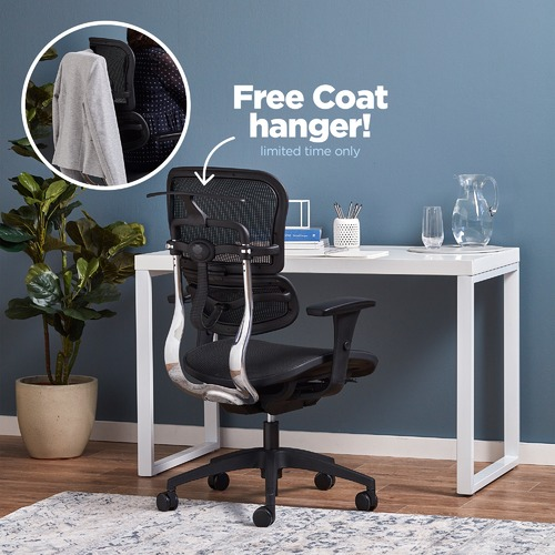 Milan Direct Ergohuman V3 Smart Balance Mesh Office Chair