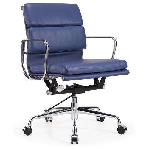 Milan Direct Eames Premium Replica Soft Pad Management Office Chair