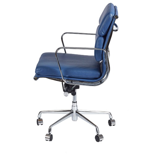 milan direct replica eames executive office. milan direct eames premium replica soft pad management office chair executive m