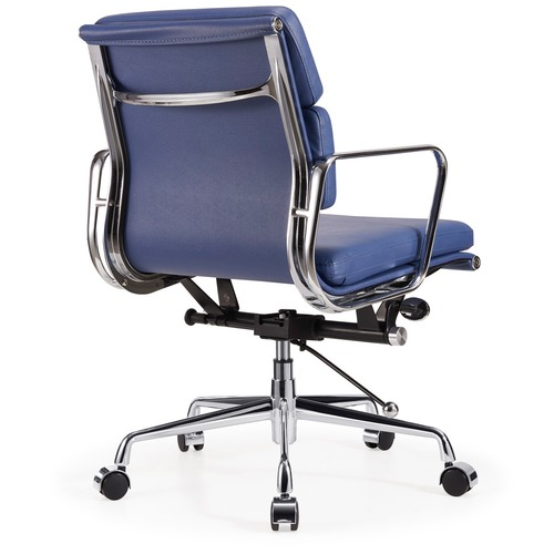 milan direct replica eames executive office. milan direct eames premium replica soft pad management office chair executive r