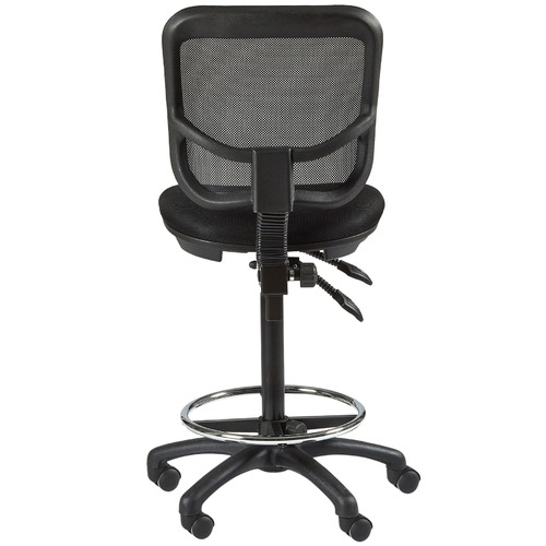 Milan Direct Mesh Back Drafting Chair