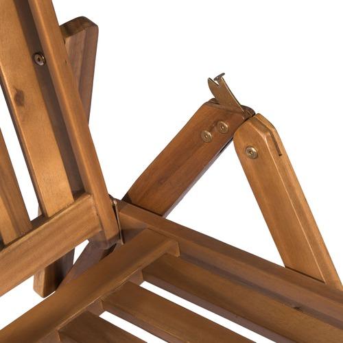 Temple & Webster Palma Majorca 5 Piece Outdoor Timber Folding Dining Set
