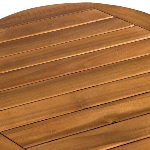 Temple & Webster Cordoba 3 Piece Foldable Acacia Patio Set