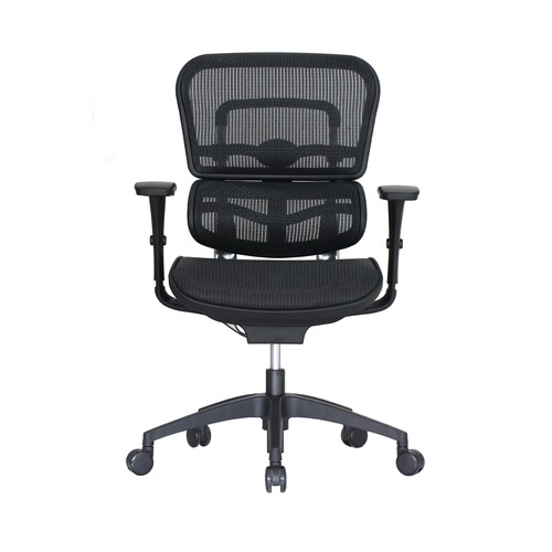 Ergohuman V3 Smart Balance Mesh Office Chair | Temple & Webster
