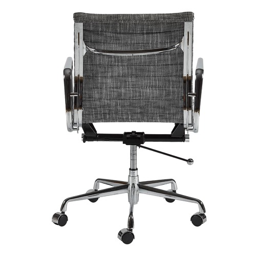 Milan Direct Eames Replica Fabric Management Office Chair
