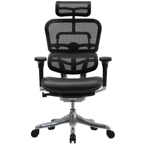 Milan Direct Ergohuman Leather & Mesh V2 Plus Deluxe Office Chair