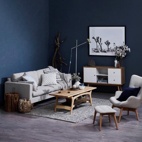 Milan Direct Grant Featherston Replica Contour Chair