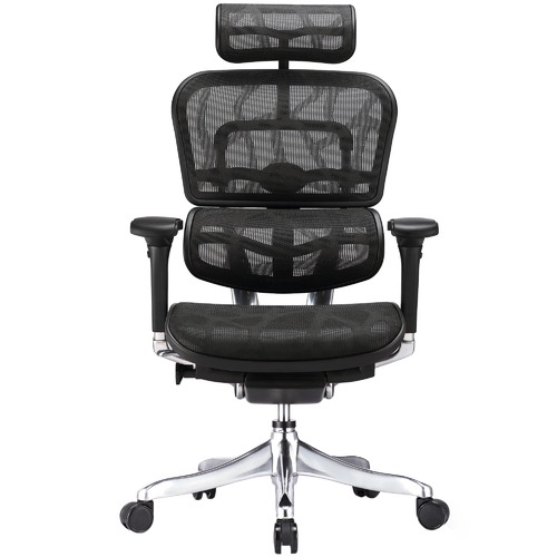 Milan Direct Ergohuman V2 Plus Deluxe Mesh Office Chair